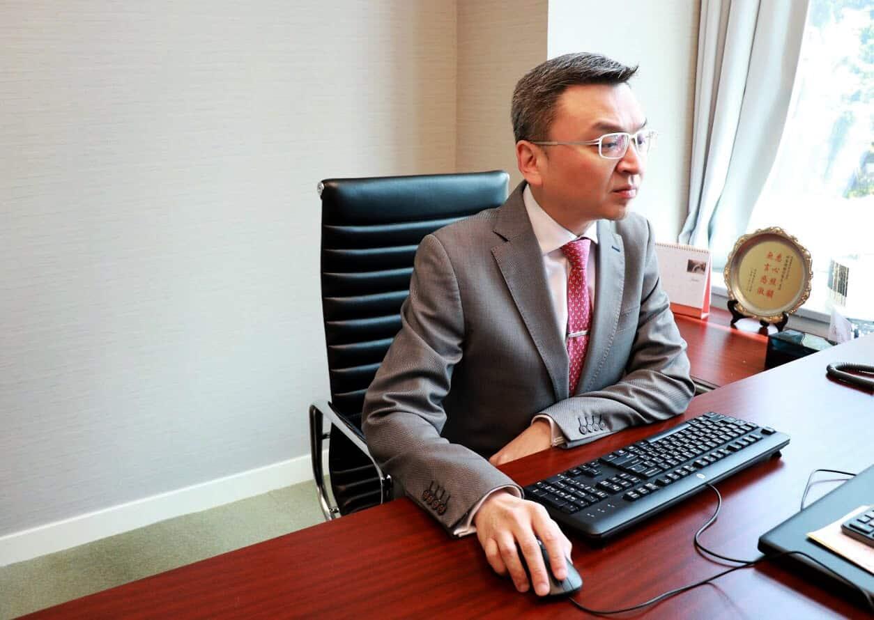 邱家俊醫生表示監測懷疑患癌到真正確診的輪候時間的難度甚高