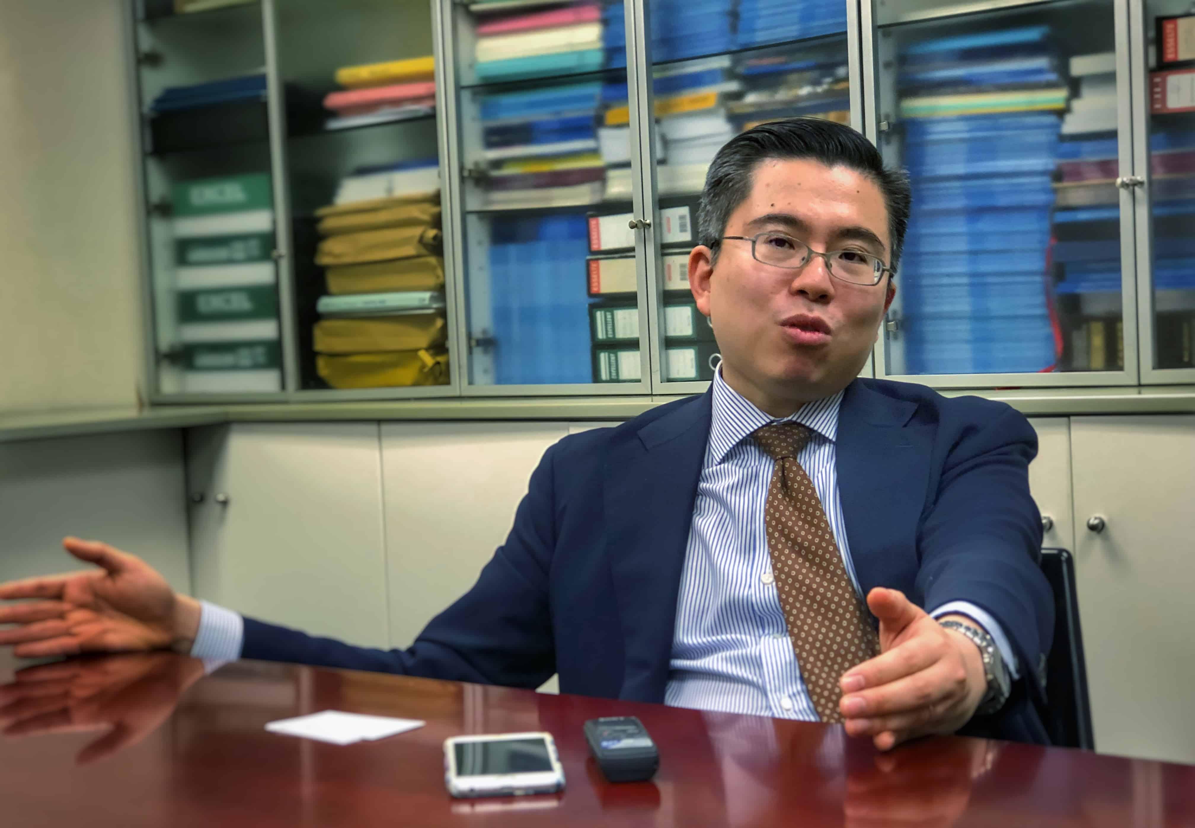 陳林醫生坦言在香港做科研艱難