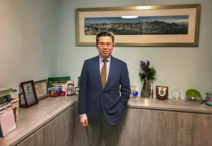 陳林醫生形容做醫生如同跑馬拉松非一朝一夕