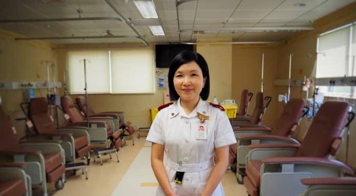腫瘤科護士分享