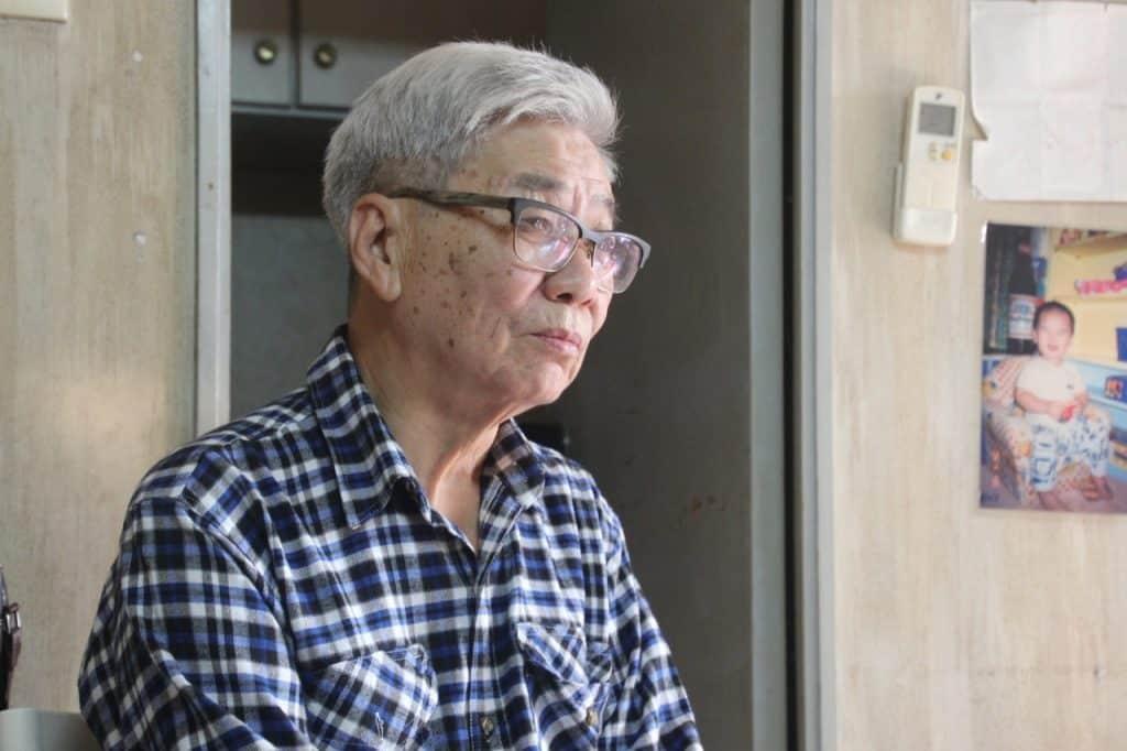 陳伯於今年二月確診第四期非小細胞肺癌