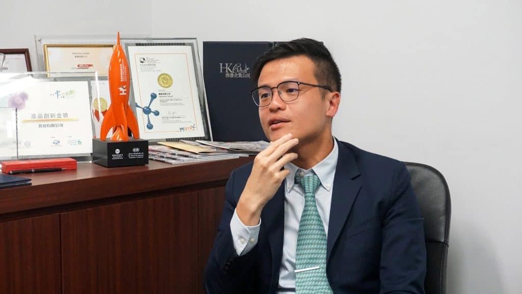 Stanley認爲港人會慢慢習慣和接受中國的醫療進步