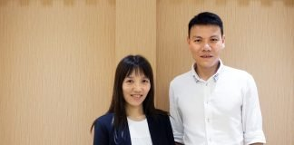 莊麗醫生和陳汝威