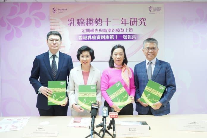 香港乳癌資料庫第十一號報告