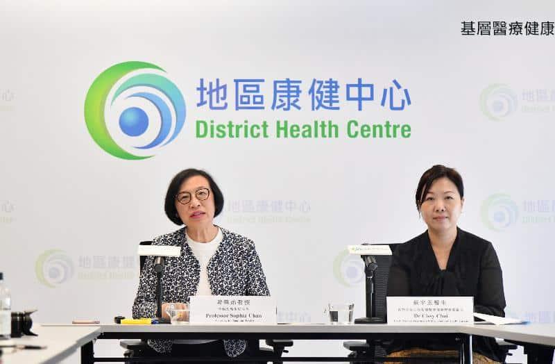 地區康健中心